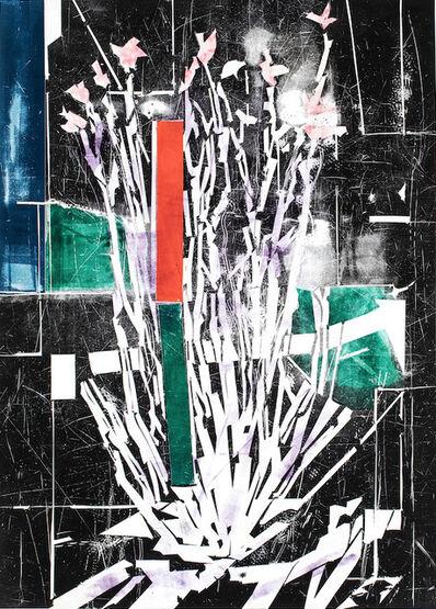 Alexander Tinei, 'Field flower', 2020
