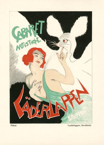 """Walter Schnackenberg, '""""La_derlappen"""", Kostume, Plakate und Decorationen', 1920"""