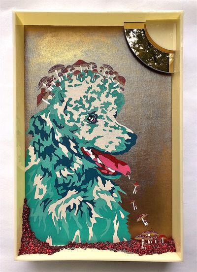 Erica Rosenfeld, 'MUSHROOM-DOG', 2019