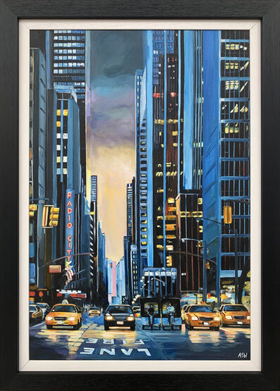 Angela Wakefield, 'Radio City Music Hall, Rockefeller Centre, New York City', 2017