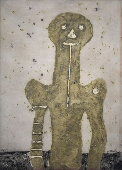 Rufino Tamayo, 'Torso, from: 15 Etchings |Torso: 15 Aguafuertes', 1975