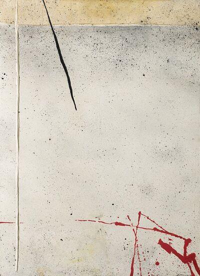 Giuseppe Santomaso, 'Messaggio', 1966