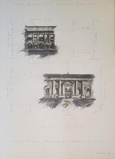Grover Mouton, 'Palazzo', 1980