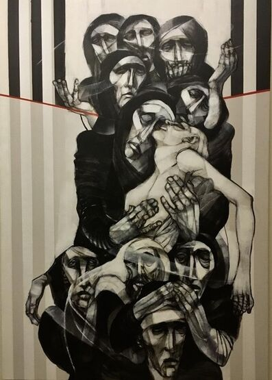 Saad Yagan, 'Untitled 3', ca. N/A