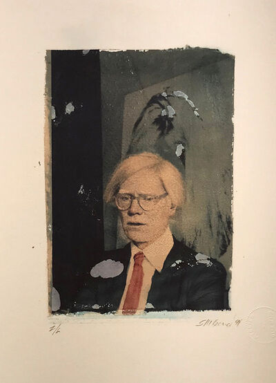 Mark Beard, 'Untitled (Andy Warhol)', 1991