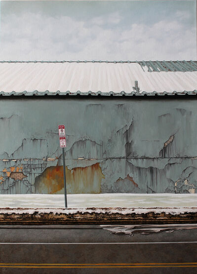 Jessica Hess, 'Wall III', 2017