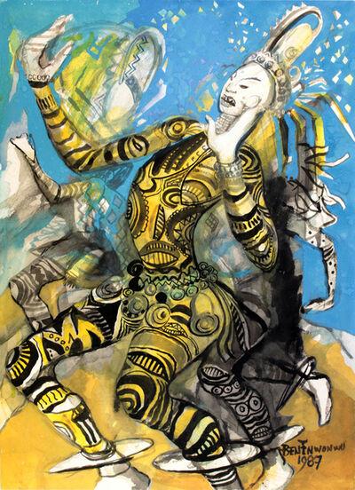 Ben Enwonwu MBE, 'Ogolo (1987) ', 1987