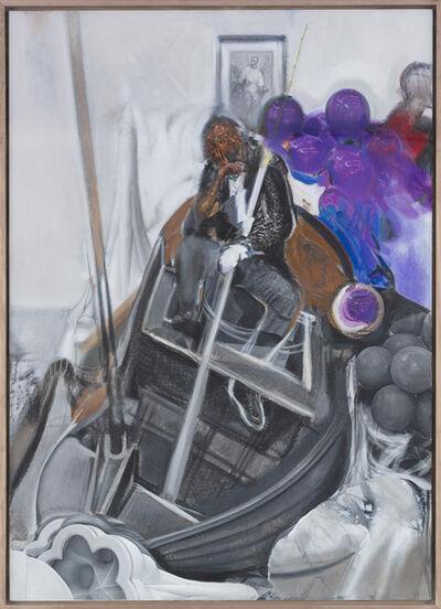 Pietro Roccasalva, 'Study from Just Married Machine I', 2014