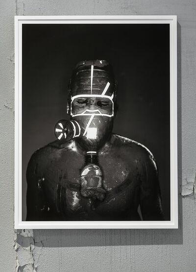 Rodrigo Valenzuela, 'Mask #3', 2018