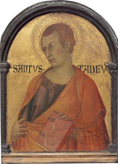 Workshop of Simone Martini, 'Saint Thaddeus', probably c. 1320