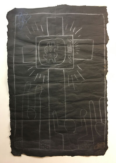 Keith Haring, 'Untitled ', 1984