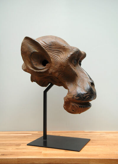 Quentin Garel, 'Study of macaque II', 2010