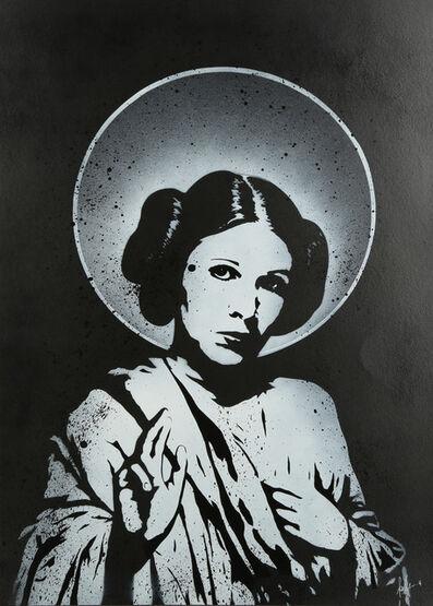 FAKE, 'Saint Leia (White)', 2017