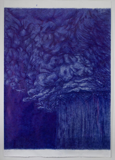 Jan Fabre, 'Berlin/ Tornado's - (VI)', 1988