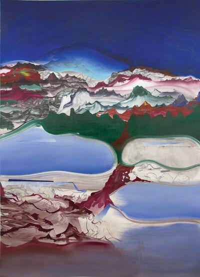 Elliott Green, 'Fire Drip', 2015