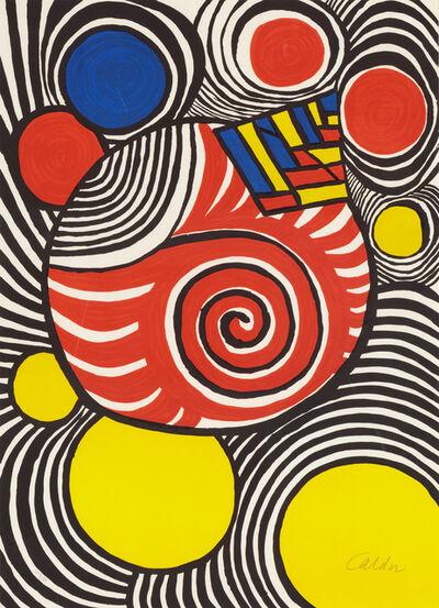 Alexander Calder, 'Clown', 1976