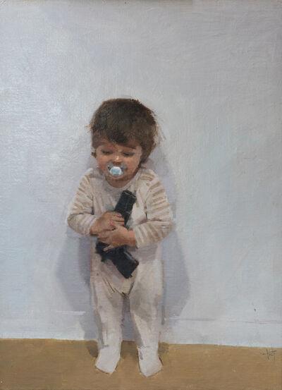 Carlos Tárdez, 'Juguete (Toy)', 2019