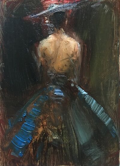 Olga Krimon, 'Sketch of a Woman ', 2018