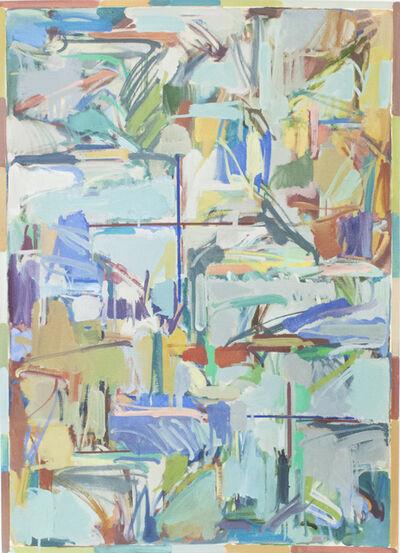 Masaaki Yamada, 'Work E. 258', 1986
