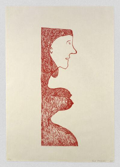 Louise Bourgeois, 'Pregnant Caryatid', 2001