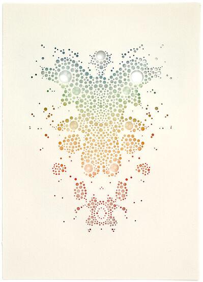 Jeffrey Simmons, 'FIRE SERIF IV', 2016