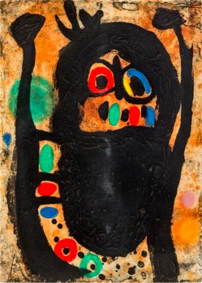 Joan Miró, 'La Femme aux Bijoux', 1968