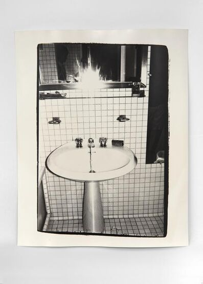 Andy Warhol, 'Bathroom', 1982