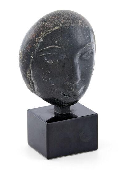 William Zorach, 'Head', 1960