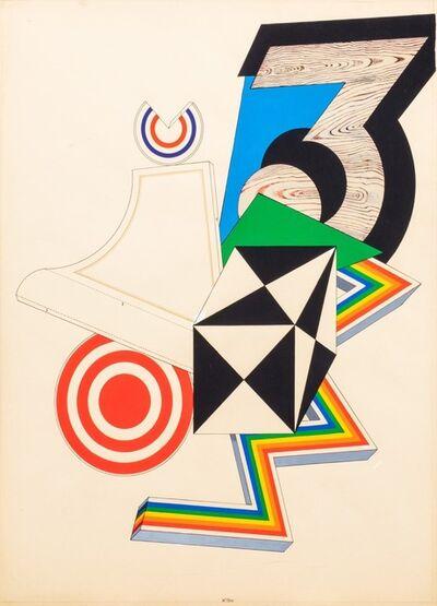 Lucio del Pezzo, 'Untitled', 1969