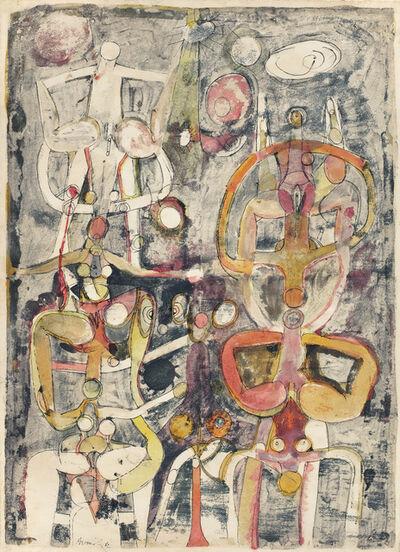 Avinash Chandra, 'Mountain of gOLD', 1962