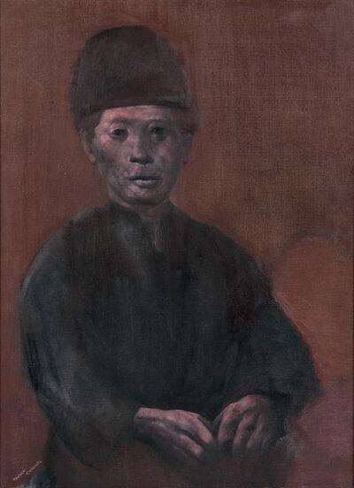Rafael Coronel, 'Retrato en el Barrio Chino de New York, #1'