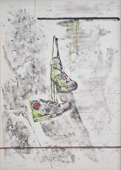Piero Mosti, 'Tennis Shoes', 1980s