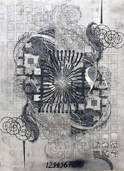 Christopher Daniggelis, 'Inversion Chart II', 2019