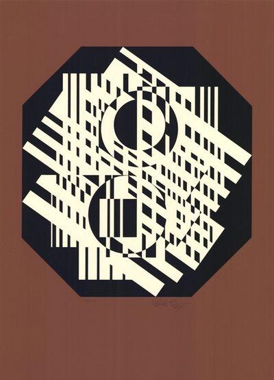 Victor Vasarely, 'G-Linn', 1950-1960