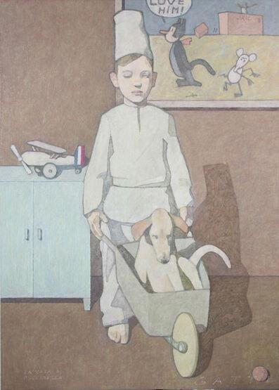 Luigi Gatti, 'La casa di pulcinella ', 2020