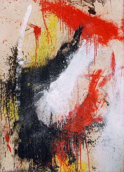Norman Bluhm, 'Untitled', 1960