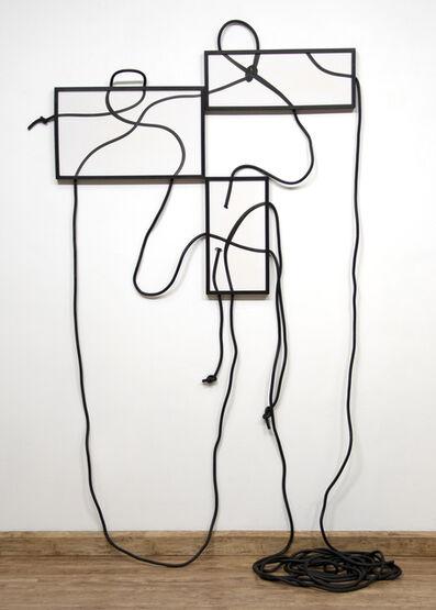 Vik Muniz, 'Trajetoria Adultera', 1996