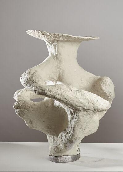 Johannes Nagel, 'White Twist', 2018