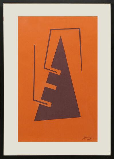 Carmelo Arden Quin, 'Découpage-collage', 1956