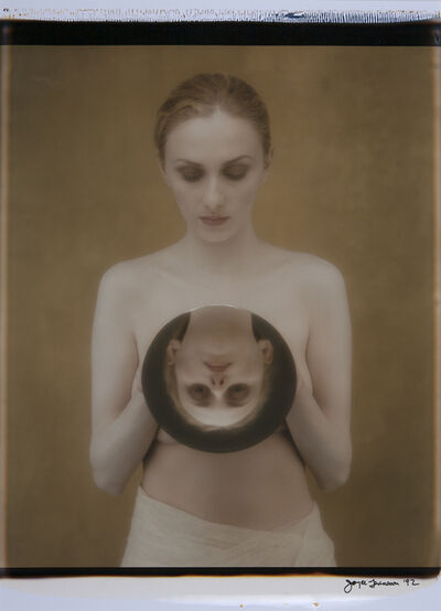 Joyce Tenneson, 'Suzanne and Mirror', 1991