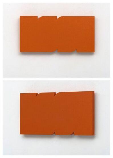 Cecilia Vissers, 'Duvillaun - orange', 2015