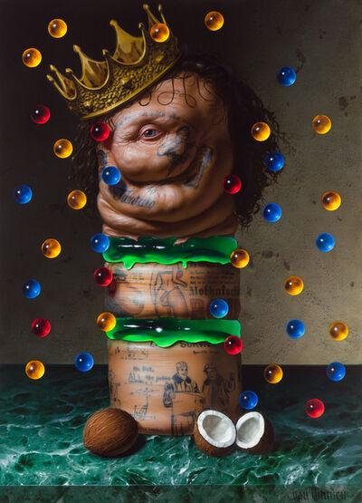 Christian Rex van Minnen, 'The Rise of King Dick', 2017