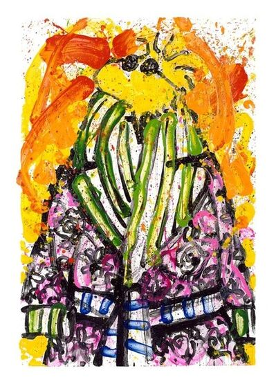 Tom Everhart, 'Shorty Wearing Jim Dine - Woodstock ', 2018
