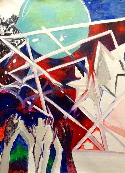 Alejandra Seeber, 'Hands Rave', 2015