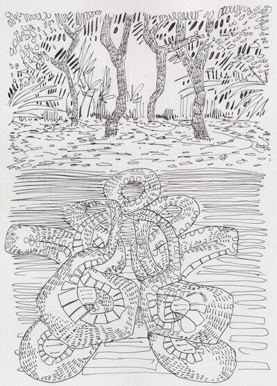 Jules Buck Jones, 'Forest (Snizzle)', 2015