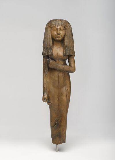 Unknown Artist, 'Statuette of a Woman', ca. 1390 BCE