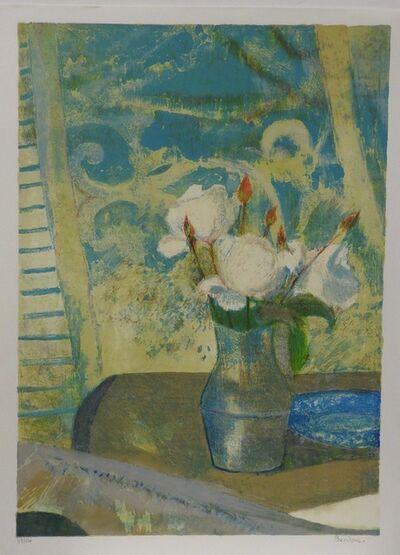 Guy Bardone, 'Roses à la tapisserie', 1983
