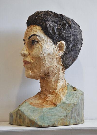 Stephan Balkenhol, 'Torso (Woman)', 2014