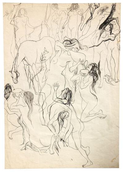 Renato Guttuso, 'Scena mitologica', 1940