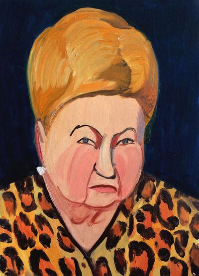 Anna Lukashevsky, 'Head of a Woman No.1 ', 2016
